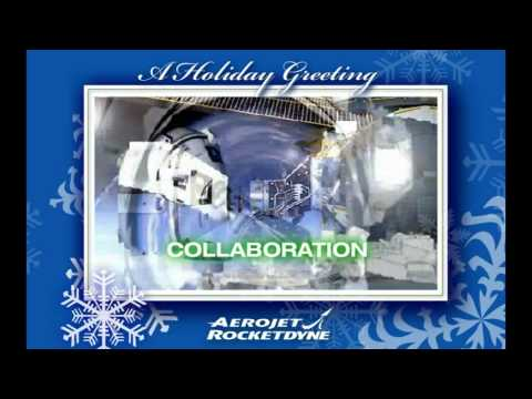 Happy Holidays from Aerojet Rocketdyne