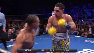 Keith Thurman Vs Danny Garcia Highlights