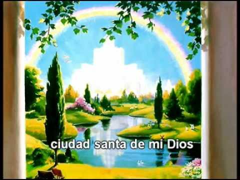 YO QUIERO ANDAR LAS CALLES DE ORO CON JESUS
