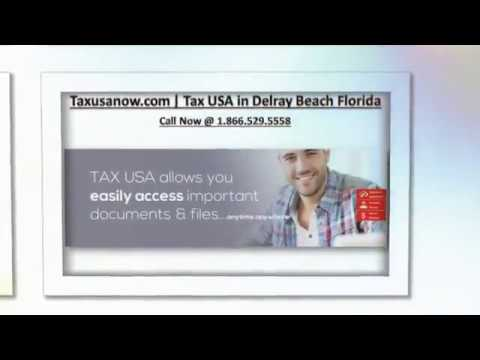 Tax USA in Delray Beach Florida