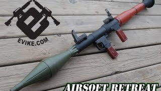 Matrix (Apple Airsoft) RPG-7 40mm Airsoft Launcher