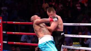 HBO Boxing: Chris Arreola vs Tomasz Adamek Highlights (HBO)
