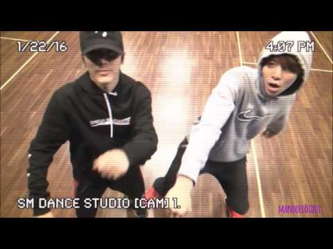 (Eng Sub) SMROOKIES/NCT Fooling Around at the Practice Room