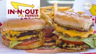How to Make an In N Out Burger | Deconstruction Reconstruction | Animal Style