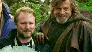 Rian Johnson's Plans for His New Star Wars Trilogy
