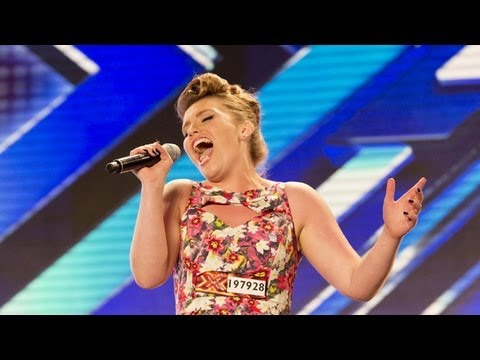 Ella Henderson's audition - The X Factor UK 2012