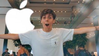My favorite Apple Store is FINALLY open!