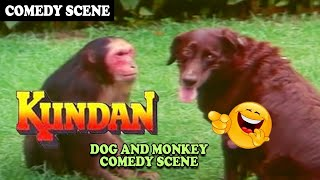 Funny Pets Comedy Scene | Kundan Movie