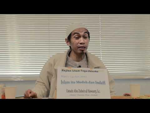Islam itu Mudah dan Indah 2/2