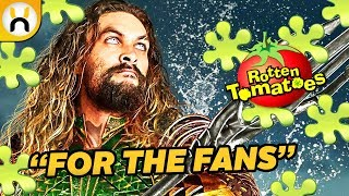 Jason Momoa Slams Critics & Says Justice League is For the Fans