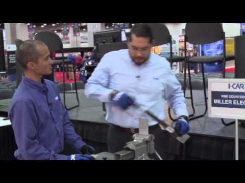 Inside I-CAR's Welding Training & Certification