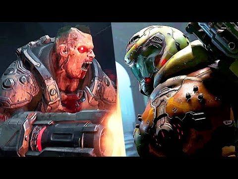 DOOM Eternal NEW Extended Gameplay (E3 2019)