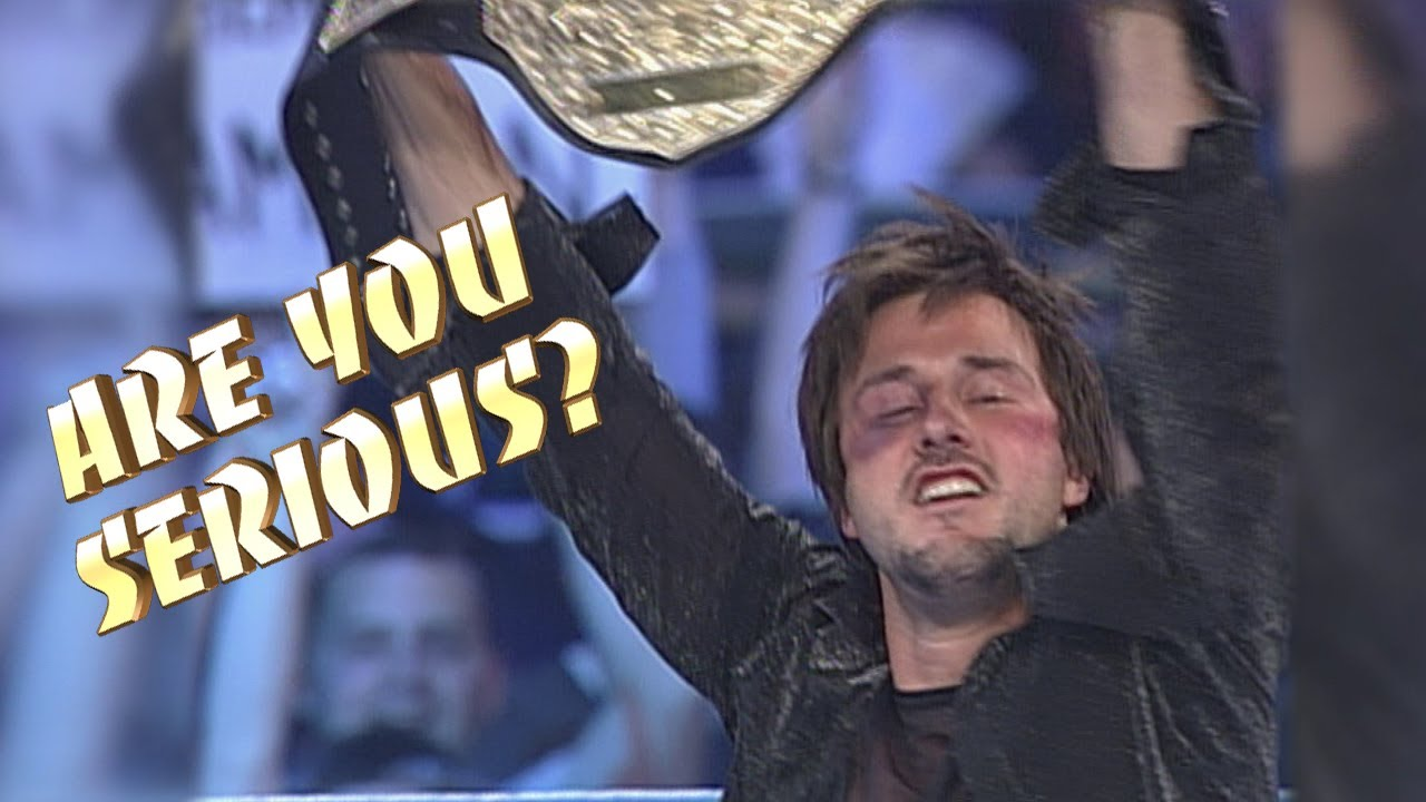 nowe przyloty tanie jak barszcz informacje o wersji na David Arquette Says That He Was Hated Backstage After WCW ...