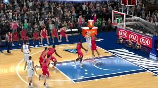 NBA 2K15 APK+DATA
