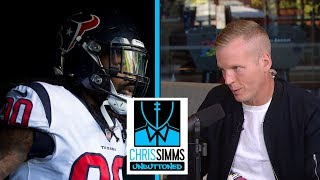 How much better is Seahawks' defense with Jadeveon Clowney? | Chris Simms Unbuttoned | NBC Sports