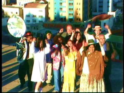 Videoclip Bolivia a todo pulmón