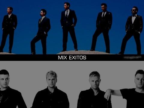 Backstreet Boys - Westlife MIX  2017 Exitos
