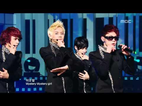 BEAST - Mystery, 비스트 - 미스테리, Music Core 20100102