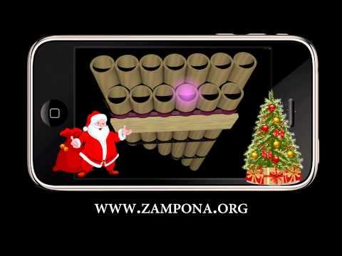 Feliz Navidad Zampoña Tutorial