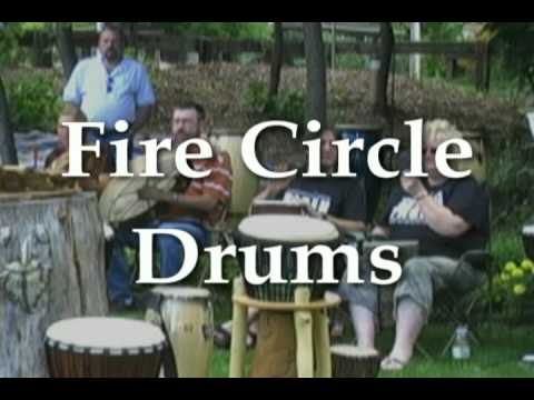 Fire Circle Drums