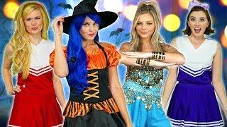 POP MUSIC HIGH HALLOWEEN PARTY: HIGH SCHOOL POP STARS (Musical Song) Totally TV Originals