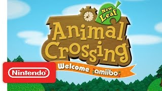 All You Need to Know about Animal Crossing: New Leaf – Welcome amiibo
