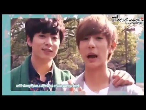 [FANMADE] BOYFRIEND | DongWoo Couple Moment 2