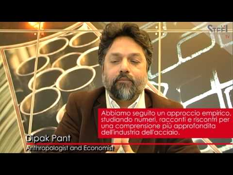 Dipak Pant & sustainability for «Industria e Acciaio 2030»