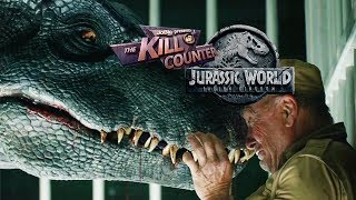 Jurassic World: Fallen Kingdom - The Kill Counter
