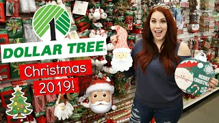 Shop With Me! | DOLLAR TREE CHRISTMAS 2019
