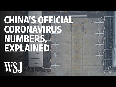 Why Coronavirus Estimates Are Higher Than China's Official Tally | WSJ
