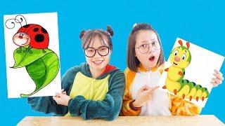 Funny kids videos for children #2  - SuperCreativeTV