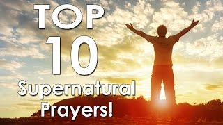 Top 10 Supernatural Prayers for Your Life! | Mike Shreve | Sid Roth's It's Supernatural