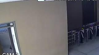Momento em que funcionário supostamente apaga vídeo do Caso Beatriz