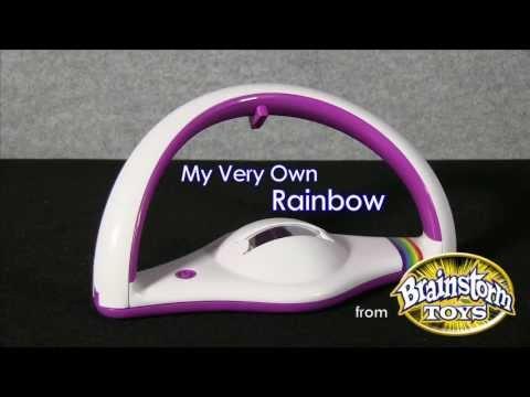 My Very Own Rainbow in my Room - Sensory Light Projector