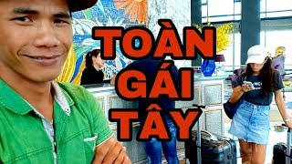Try to go to a 5 star hotel 1000 usd night in Saigon to see how | two rice go to Sai Gon set 1