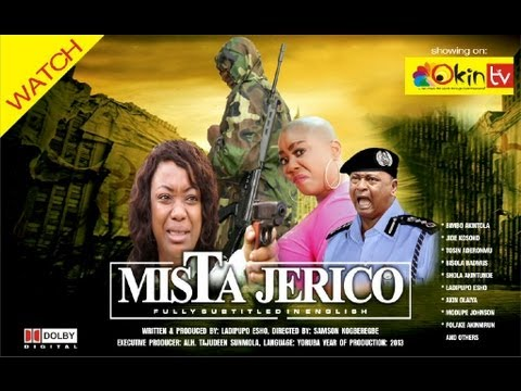Mr Jerico - Latest Yoruba Nollywood Movie 2013 Starring Jide Kosoko - Smashpipe Film