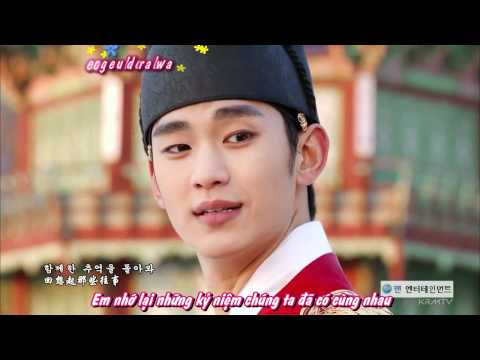[Vietsub + Kara] Back In Time - Lyn - OST The Moon Embraces The Sun