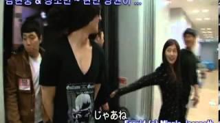 Kim Hyun Joong and Jung So Min   Im Falling In Love Playful Kiss Fanmeet DVD