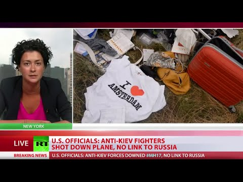 No evidence of direct Russian link to MH17 - US - RT  - 3l9ivWkH3cQ -