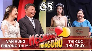 MOTHER&DAUGHTER-IN-LAW| EP 65 UNCUT| Van Hung - Phuong Thuy| Thi Cuc - Thu Thuy| 090618 💛