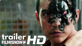 TERMINATOR: DARK FATE (2019) Trailer #1 | Arnold Schwarzenegger Sci-Fi Action Movie