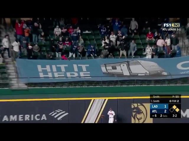 MLB/我是傳奇!威爾史密斯轟「自己」彷彿雙子殺手