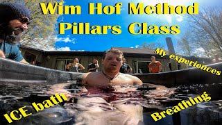 My Experience in a Wim Hof Method Pillars Class
