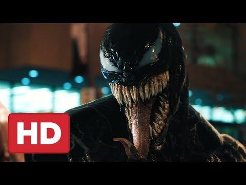 Venom Trailer (2018) Tom Hardy, Michelle Williams, Riz Ahmed