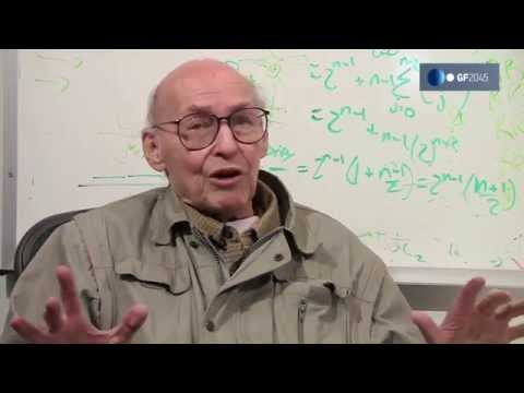 Dr. Marvin Minsky - Immortal minds are a matter of time