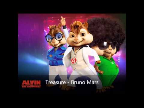Baixar Treasure - Bruno Mars (Version Chipmunks)