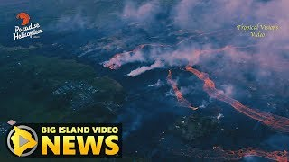 Hawaii Volcano Eruption Update - Sunday Afternoon (May 27, 2018)