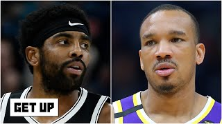 Kyrie Irving & Avery Bradley lead new player coalition to address the NBA's restart | Get Up