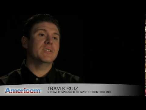 Americom Travis Ruiz Testimonial